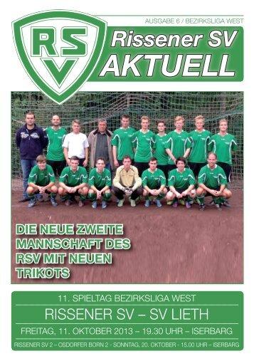 AKTUELL - Rissener SV