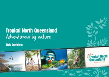 Adventurous by nature - Cairns and Great Barrier Reef
