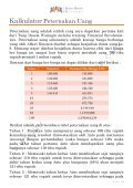 Buku Manual Kalkulator - Mengelola Keuangan - Page 4