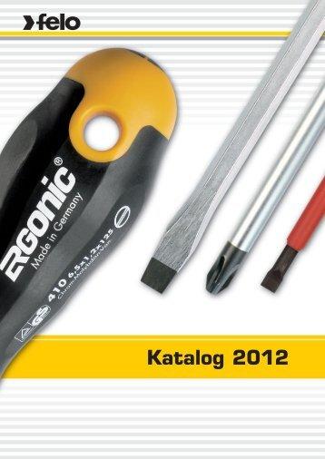 Katalog 2012 - German-Hand-Tools
