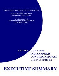 download - Center on Philanthropy at Indiana University - IUPUI