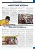Sommerzeit, Ferienzeit, Lesezeit - Findling Heideregion - Page 4