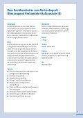 seminarreihe für nachwuchskräfte im vertrieb - Bildungshaus Bad ... - Page 7