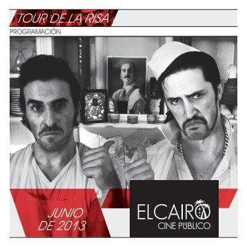 TOUR DE LA RISA JUNIO DE 2013 - Productora Visual
