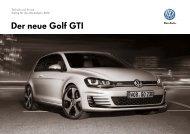 Der neue Golf GTI - AutoEvolution
