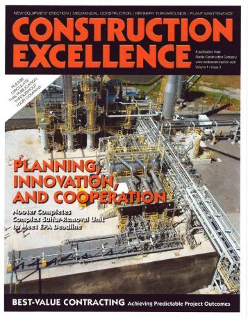 Volume 1 - Issue 3 - Nooter Construction
