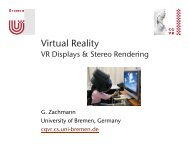 04 - Displays and stereo.pptx - Computer Graphics Bremen