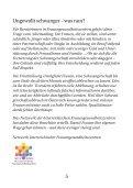 Ungewollt schwanger – was nun? - Frauengesundheitszentrum Graz - Page 5