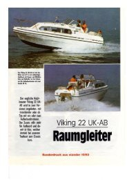 Test Viking 22 - Viking-Cruiser Schröteler GmbH