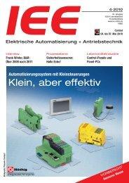 PDF-Ausgabe herunterladen (7.3 MB) - IEE