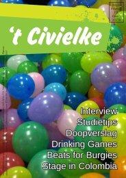 Interview Studietips Doopverslag Drinking Games Beats for ... - VTK