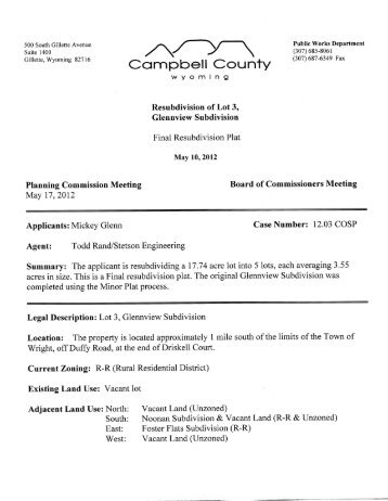 All Pages - Campbell County