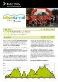 brochure salomon trail tour italia scaricabile - Cima Tauffi Fanano - Page 4