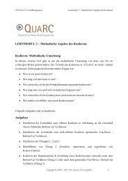 Methodische Aspekte des Kodierens - Qualitative Research ...