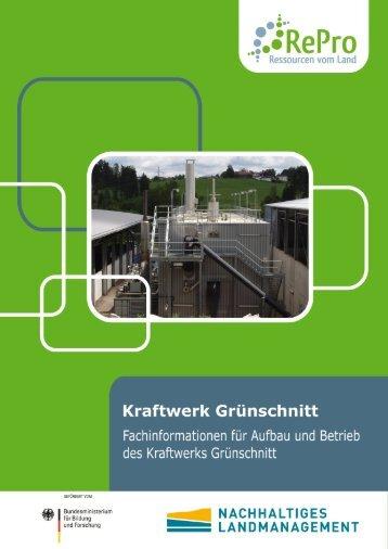 Fachinformation Kraftwerk Grünschnitt - RePro - Ressourcen vom ...