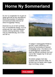 Horne Ny Sommerland - Lilje-huset A/S