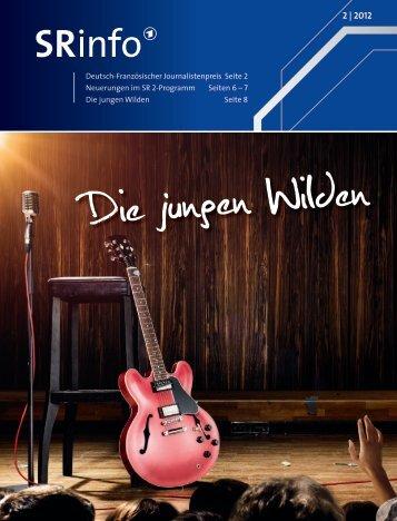 Ausgabe 02/2012 - Saarländischer Rundfunk