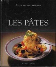 Cuisine gourmande - Index of