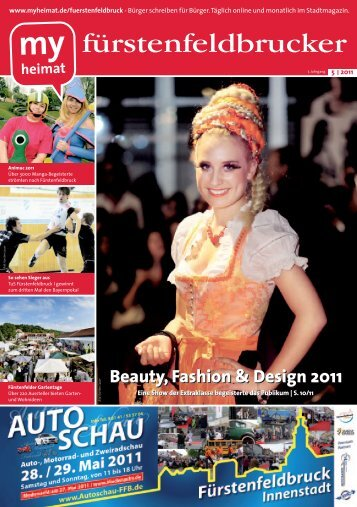 Beauty, Fashion & Design 2011 - MH Bayern
