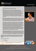 to download this newsletter - EQ Strategist - Page 3