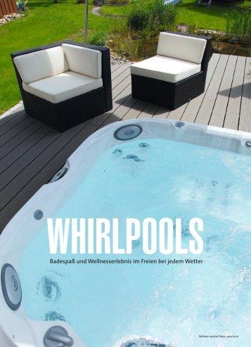 åla - das Regionale Frauenmagazin, Ausgabe 12 - Whirlpool-markt.de