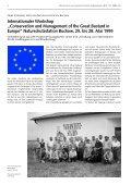 Naturschutz und Landschaftspflege in Brandenburg - Page 4