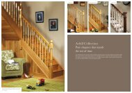 Achill Collection - Stair Components