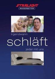 neuer Katalog - Starlight-wasserbetten-shop.de