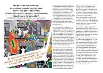 Programm (PDF) - Münchner Trichter