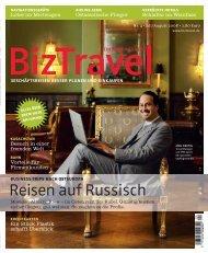 Appetit auf mehr - CTC Corporate Travel Consulting