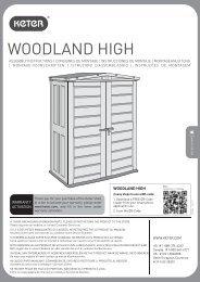 woodland high 1800 l 6023 - Tepro