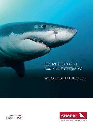 EIN HAI RIECHT BLUT AUS 2 KM ENTFERNUNG. WIE ... - SHARK