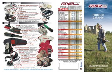 Fisher Full Product Catalog