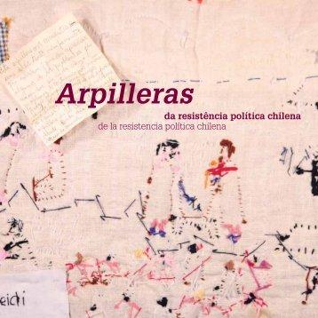 Arpilleras da resistência política chilena - CAIN