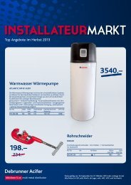 Installateur Markt Herbst DE (pdf/1.90MB) - Debrunner Acifer