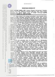 DEVIT ARMAIN TAREN, 2007. Analisis Pengaruh Kompensasi ...