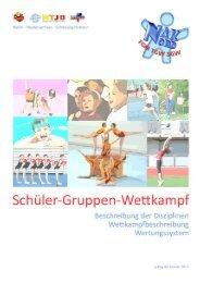 Grünes Buch (SGW) - Turnerjugend Schleswig-Holstein