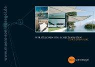 Unsere aktuelle Imagebroschüre als PDF downloaden - Muero ...