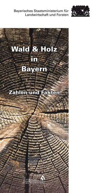 Wald & Holz in Bayern - WBV Viechtach