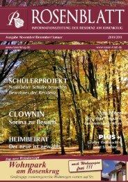 Neu: Werbik im Rosenkrug - BookRix