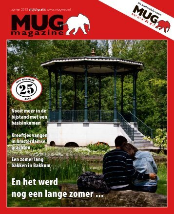 Download MUG zomer 2013 - MUGweb