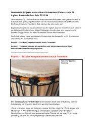 Weitere Infos - Bitte klicken (PDF) - Rotary Distrikt 1860