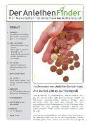 weiterlesen - Anleihen-Finder.de