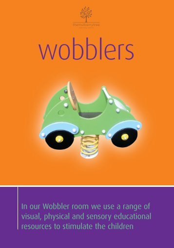 wobblers - Mulberry Tree