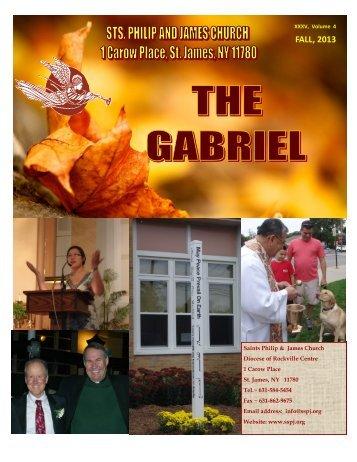 The Gabriel - Saints Philip and James Church