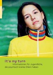 Informationen für Jugendliche, die psychisch kranke ... - Kipsy.net