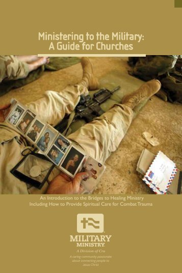 Ministering to the Military: A Guide for Churches - Military Ministry