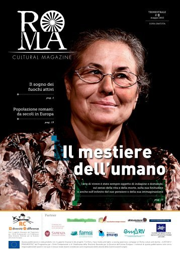 ROMA CULTURAL MAGAZINE - ROMaIDENTITY