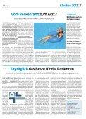Kliniken 2013 - Volksstimme - Page 7