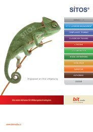 Produkt-Broschüre (PDF) - Bit Media